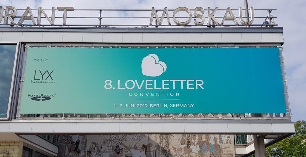 Eingan Café Moskau LoveLetter Convention 2019
