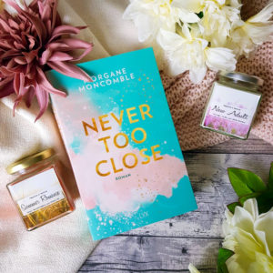 Never Too Close Cover